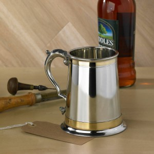 Personalised Regency Tankard