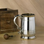 Personalised Jacobean Style Tankard